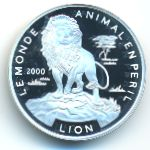 Того, 1000 франков (2000 г.)