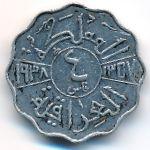 Ирак, 4 филса (1938 г.)