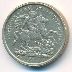 Гибралтар, 1 фунт (2003 г.)