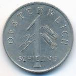Австрия, 1 шиллинг (1934 г.)