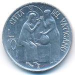 Ватикан, 10 лир (1981 г.)