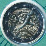 Франция, 2 евро (2021 г.)