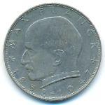 ФРГ, 2 марки (1965 г.)