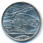 Сан-Марино, 100 лир (1999 г.)