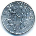 Ватикан, 100 лир (1994 г.)