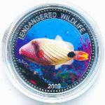 Палау, 1 доллар (2009 г.)