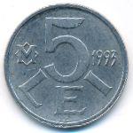 Молдавия, 5 леев (1993 г.)