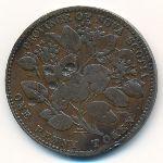 Новая Шотландия, 1 пенни (1856 г.)