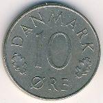 Дания, 10 эре (1973–1978 г.)